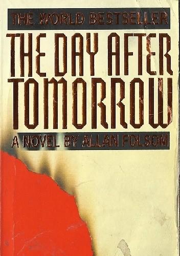 Okładka książki The day after tomorrow