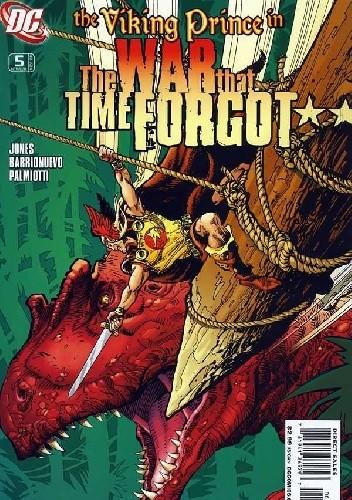 Okładka książki War that Time Forgot #5
