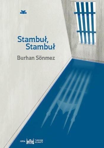 Okładka książki Stambuł, Stambuł