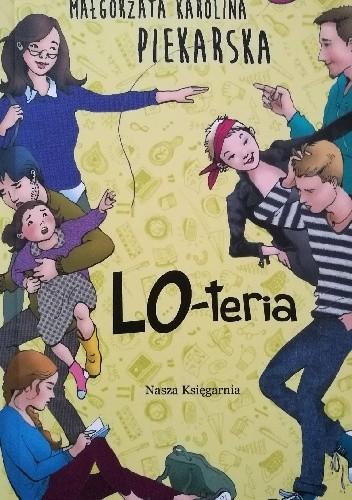 Okładka książki LO-teria