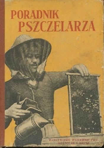 Okładka książki Poradnik pszczelarza