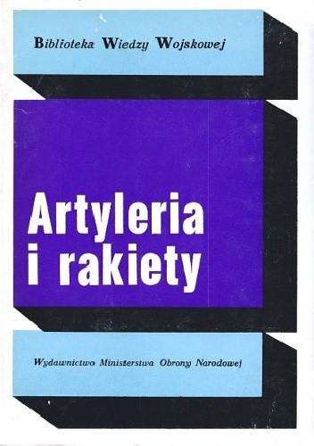 Okładka książki Artyleria i rakiety