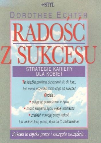Okładka książki Radość z sukcesu