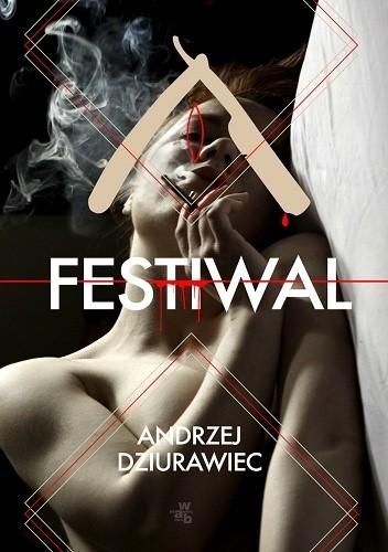 Okładka książki Festiwal