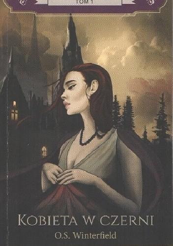 Okładka książki Kobieta w czerni
