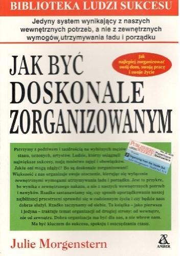 Okładka książki Jak być doskonale zorganizowanym