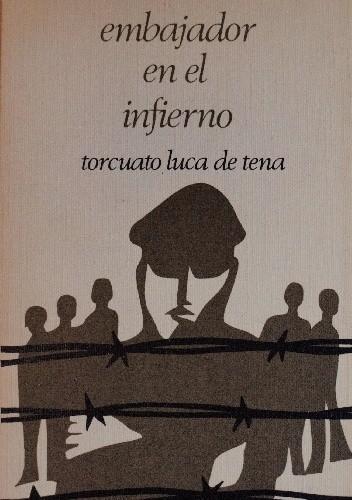 Okładka książki Embajador en el infierno