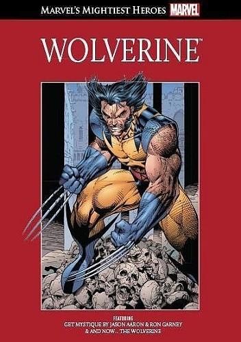 Okładka książki Wolverine: Panie i panowie, oto... Wolverine / Dorwać Mystique