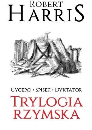 Okładka książki Trylogia rzymska. Tom 1-3