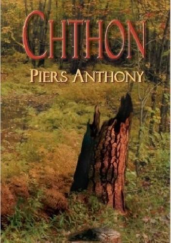 Okładka książki Chthon