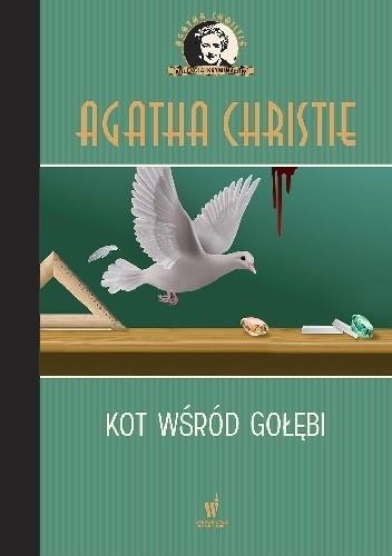 Okładka książki Kot wśród gołębi