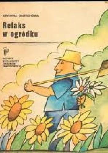 Okładka książki Relaks w ogródku