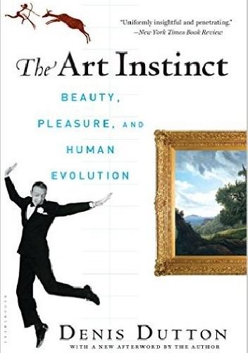 Okładka książki The Art Instinct: Beauty, Pleasure, and Human Evolution