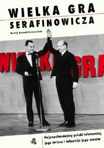 Okładka książki Wielka gra Serafinowicza