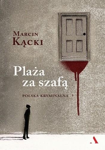 Okładka książki Plaża za szafą. Polska kryminalna