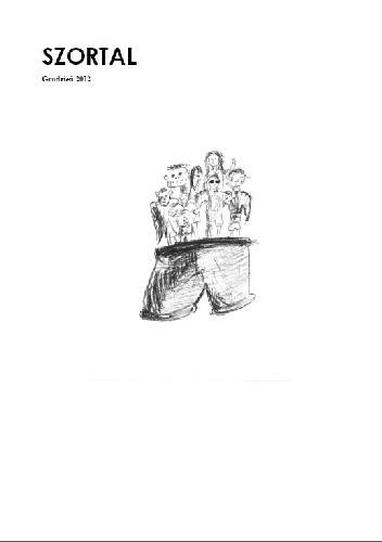 Okładka książki Szortal na wynos #01