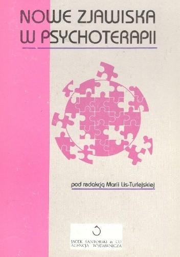 Okładka książki Nowe zjawiska w psychologii