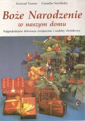 Okładka książki Boże Narodzenie w naszym domu