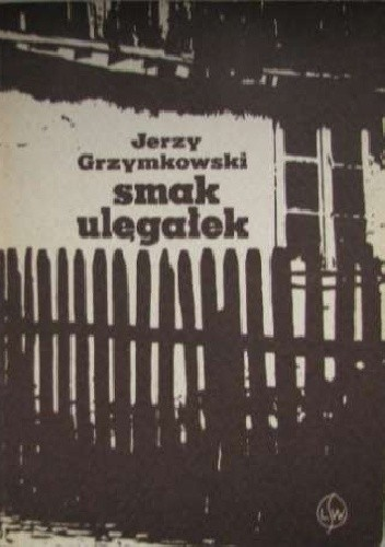 Okładka książki Smak ulęgałek