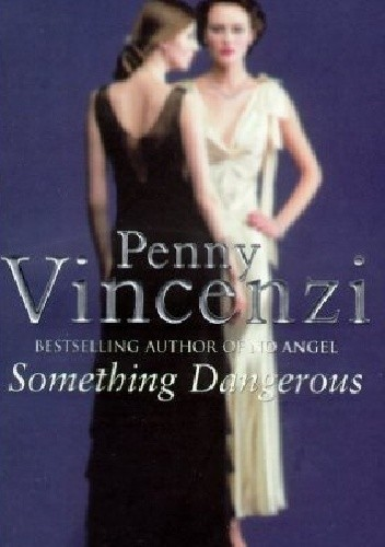 Okładka książki Something Dangerous