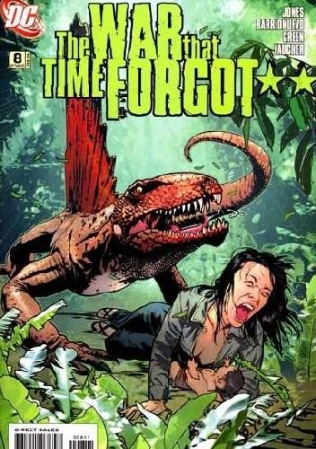 Okładka książki War that Time Forgot #8