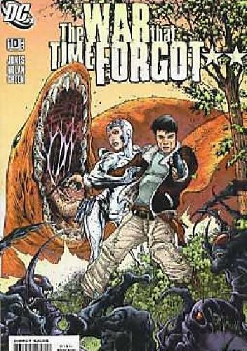 Okładka książki War that Time Forgot #10