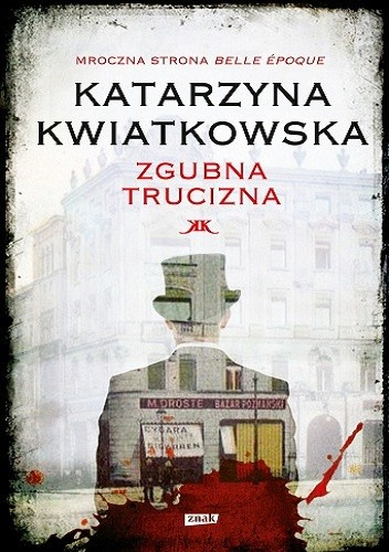 Okładka książki Zgubna trucizna