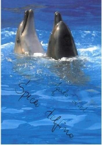 Okładka książki Śpiew delfina