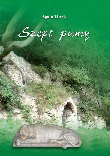 Okładka książki Szept pumy
