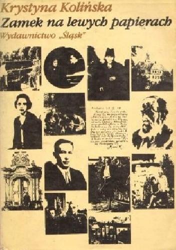 Okładka książki Zamek na lewych papierach