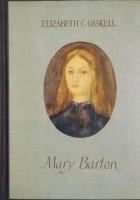 Mary Barton. Powieść