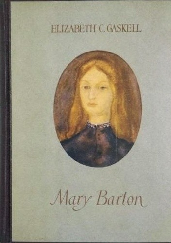 Okładka książki Mary Barton. Powieść