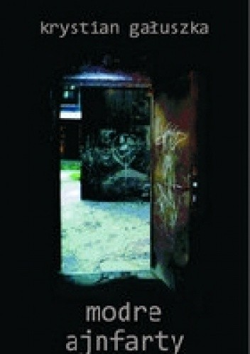 Okładka książki Modre ajnfarty