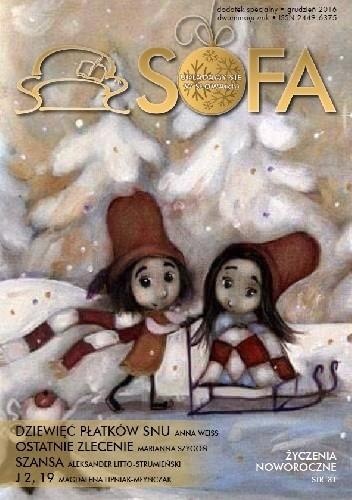 Okładka książki SOFA (15) - dodatek specjalny grudzień 2016