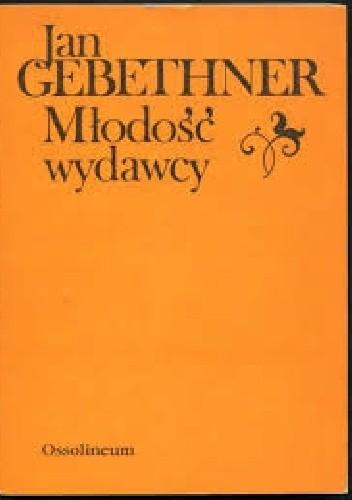Okładka książki Młodość wydawcy