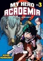 My Hero Academia - Akademia Bohaterów 03