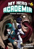My Hero Academia - Akademia Bohaterów 06