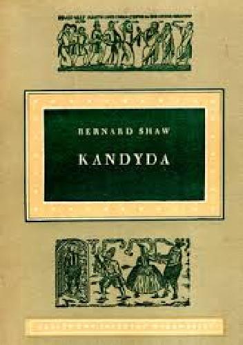 Okładka książki Kandyda