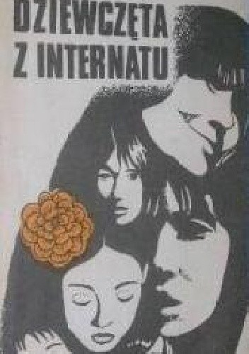 Okładka książki Dziewczęta z internatu