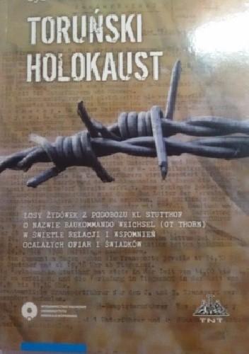 Okładka książki Toruński holocaust