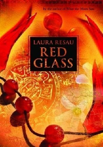Okładka książki Red Glass