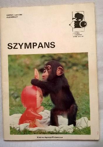 Okładka książki Szympans