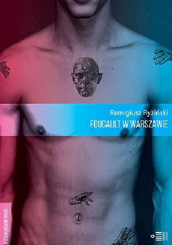 Okładka książki Foucault w Warszawie
