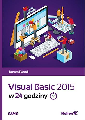 Okładka książki Visual Basic 2015 w 24 godziny