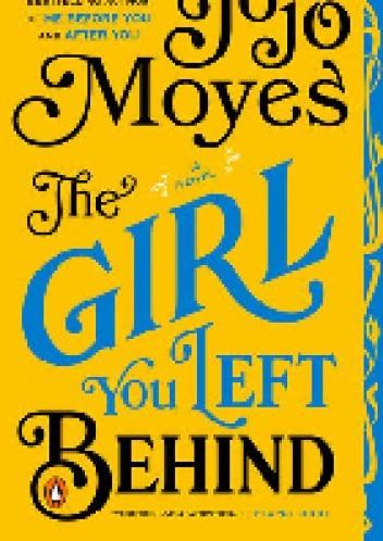 Okładka książki The girl you left behind