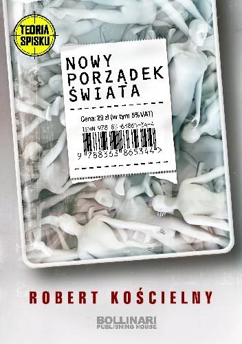 Okładka książki Nowy Porządek Świata