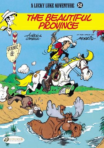 Okładka książki Lucky Luke - The Beautiful Province