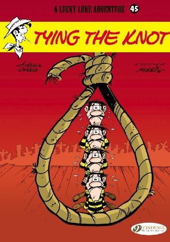 Okładka książki Lucky Luke - Tying the Knot