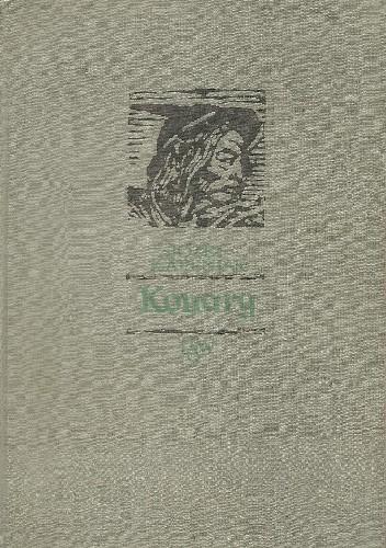 Okładka książki Konary