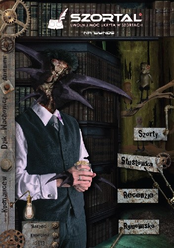 Okładka książki Szortal na wynos #04